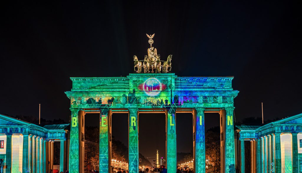שער ברנדנבורג, ברלין, גרמניה