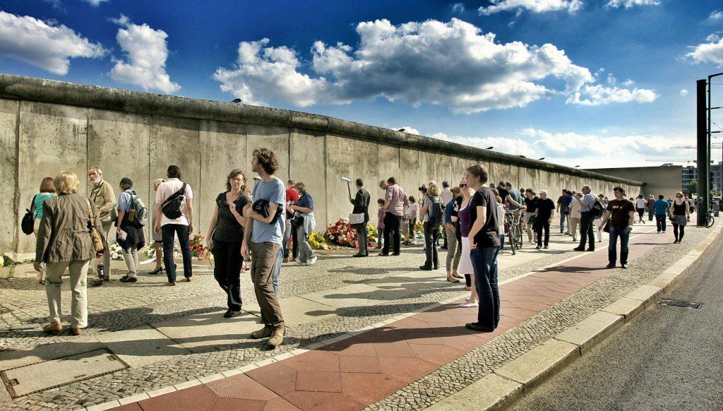 מרכז ההנצחה והתיעוד של חומת ברלין