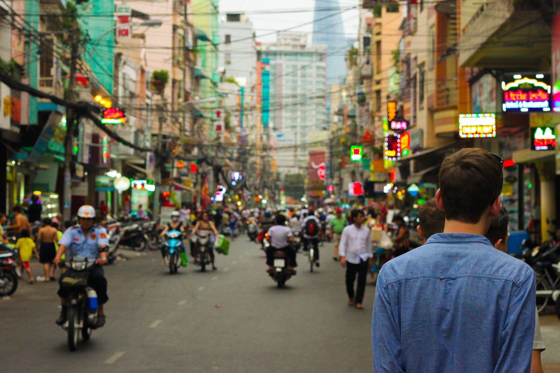 רחובות תאילנד