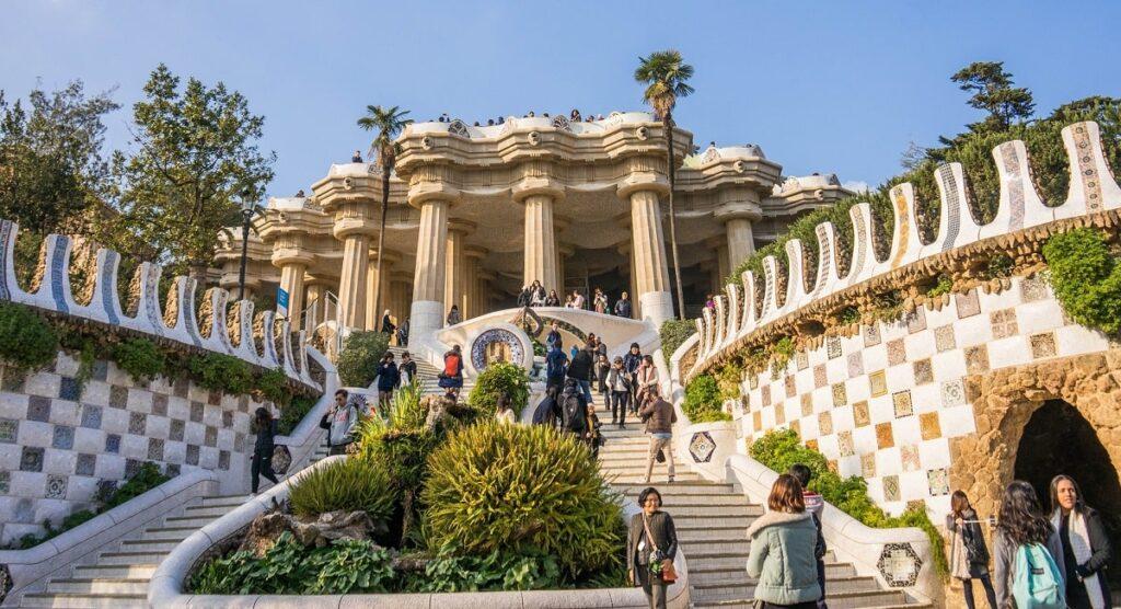 פארק גואל ברצלונה ספרד