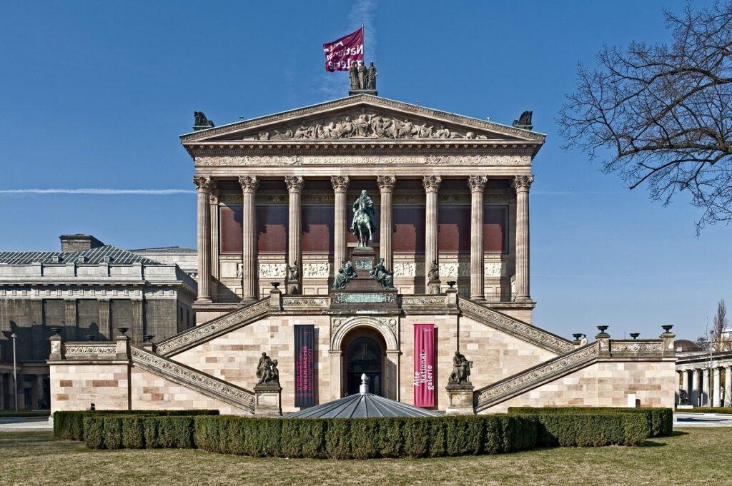 הגלריה הלאומית הישנה בברלין