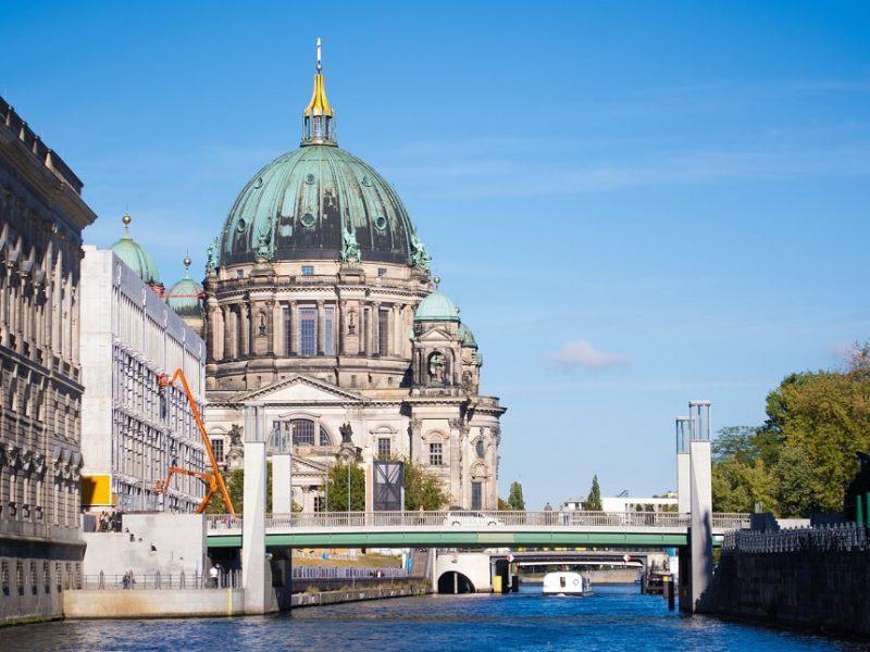 אי המוזיאונים ברלין