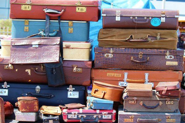 סידור מזוודה