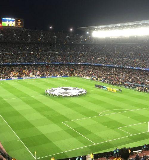 קאמפ נואו • אצטדיון הקבוצה הרשמי של ברצלונה